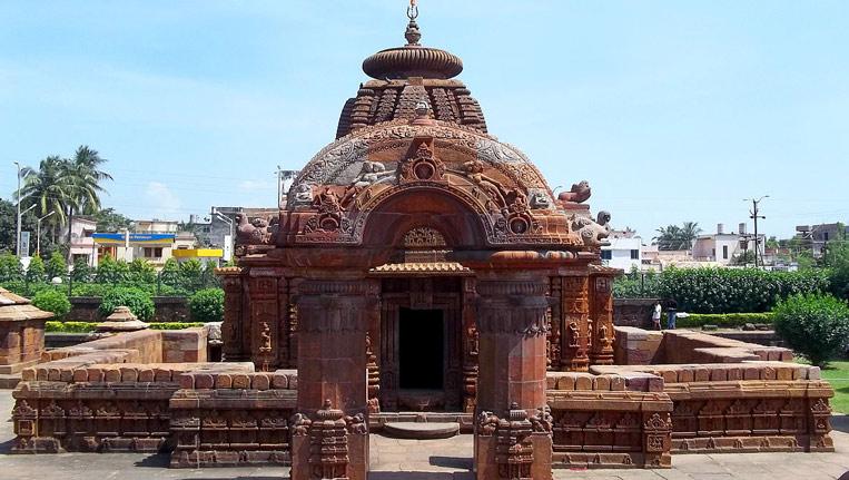 Mukteshwara Temple