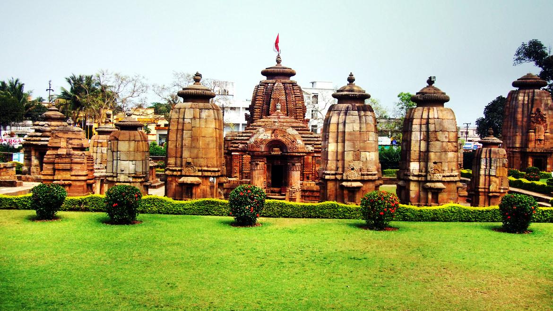 Major Religious Sites of Orissa