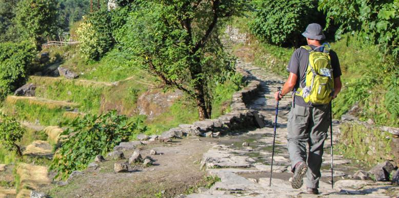 alone-trekking