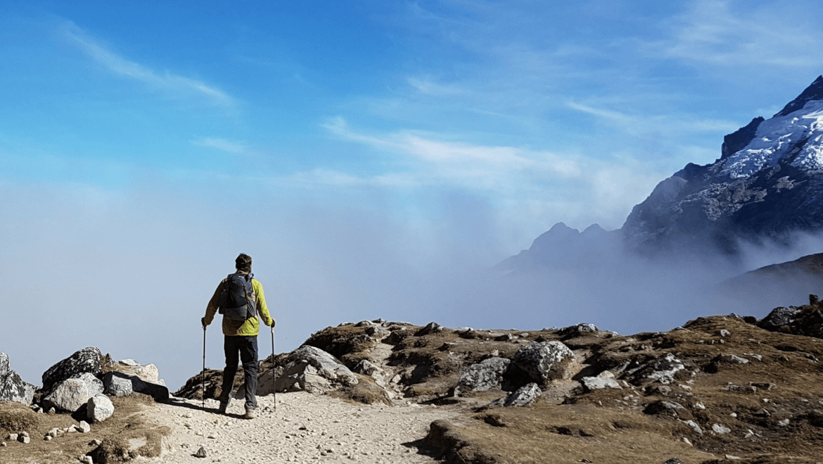 Tips While Going on the Trek Alone