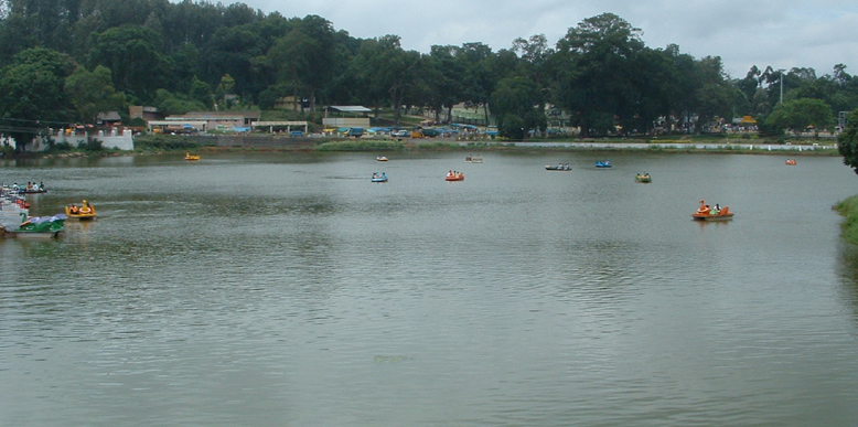 Yercaud-lake