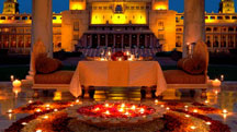 Romance of Rajasthan Honeymoon Tour