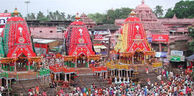 Jagannath Dham Temple and Prasad, Puri