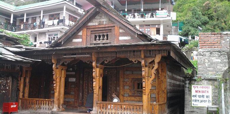 Vashist-temple