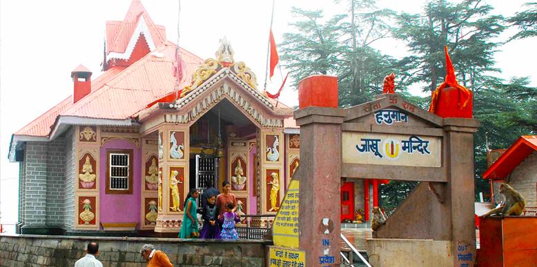 jakhu-temple