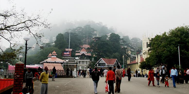 mall-raod-shimla