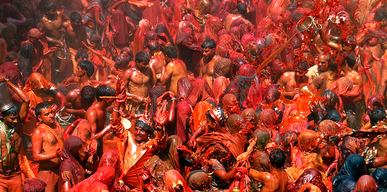 my favorite festival is holi Holi is a festival that expresses good over evil and eventual triumph of faith in god holi is spread over sixteen days the mental side of holi stresses giving up past grudges, repairing bad relationships, and showering and sharing love and happiness.