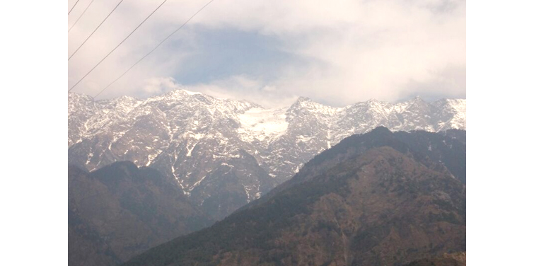 View from Shimla-Manali Road