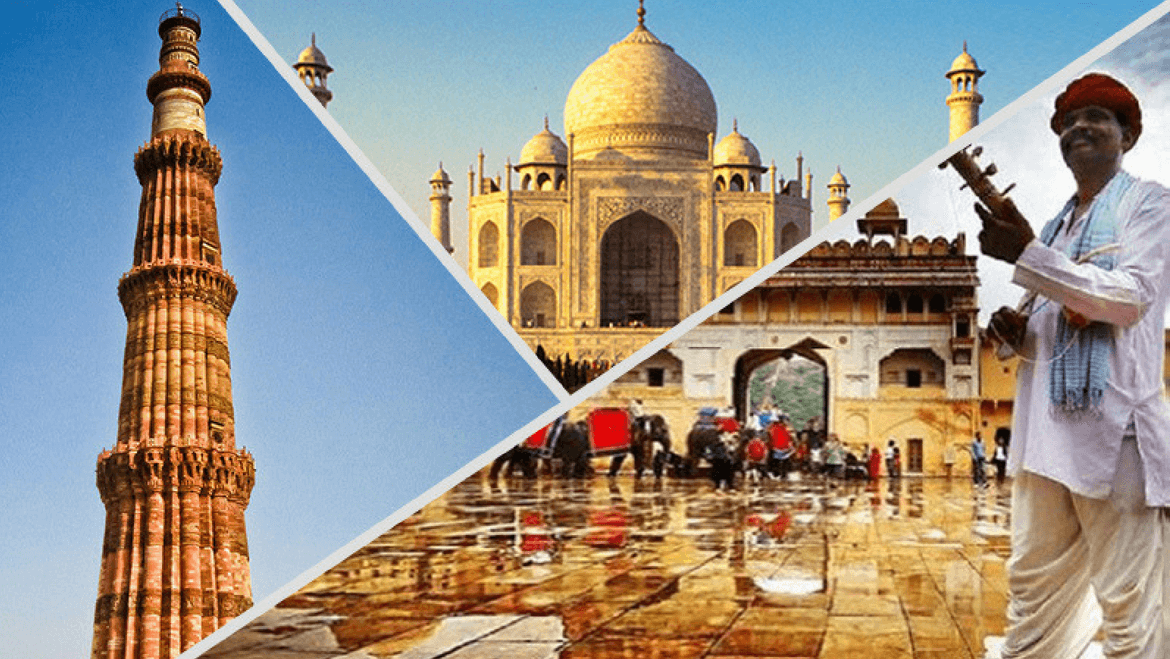Golden Triangle India – The Ultimate Travel Guide