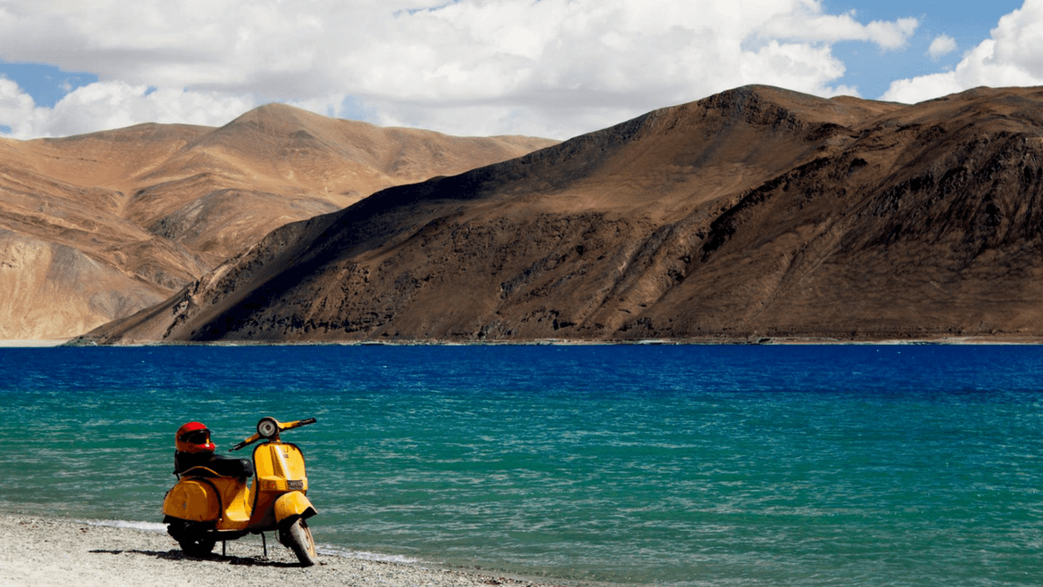 Ladakh, The Abode of Monks, Lakes, High Mountain Passes and Wildlife