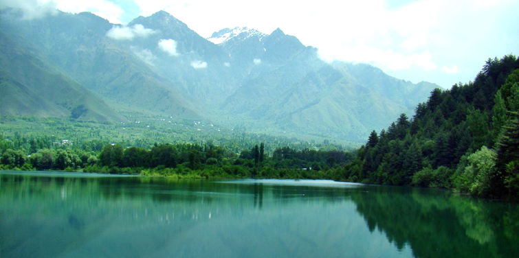 wular-lake