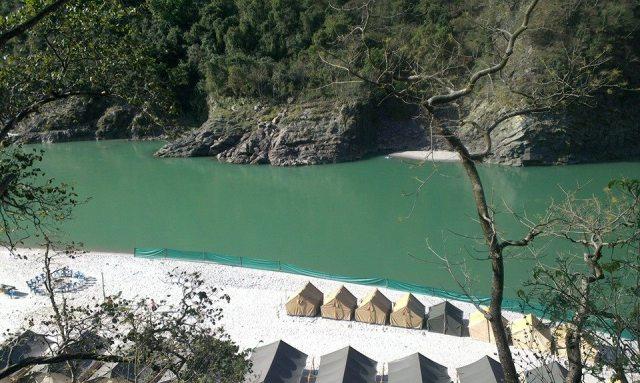 Alaknanda Rafting Camp