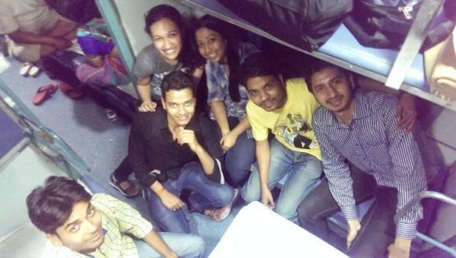 Ndls to HW Train-Journey