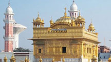 Chandigarh - Amritsar Weekend Tour
