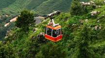 Chandigarh - Mussoorie Weekend Tour