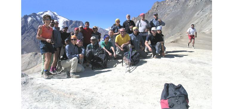 Stok Kangri Summit, Ladakh