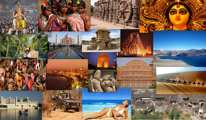 How to Travel India in 50 Days?