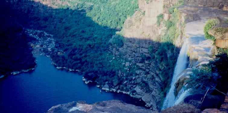 Chachai-Falls