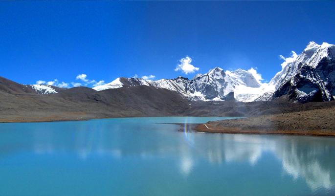 Gurudongmar-Lake--Sikkim