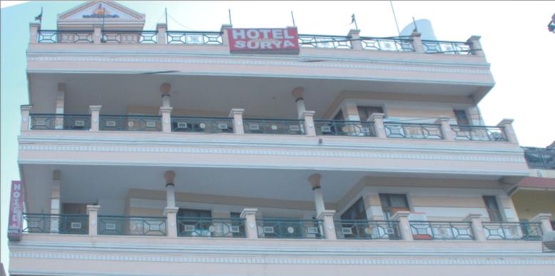 Hotel-Surya-Palace