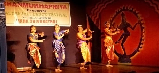 Natyanjali Dance Festival Tamil Nadu