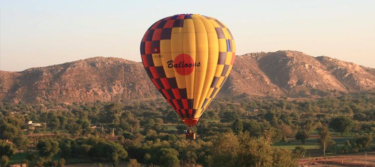 Rajasthan- Hot-Air-Balloon-Rides