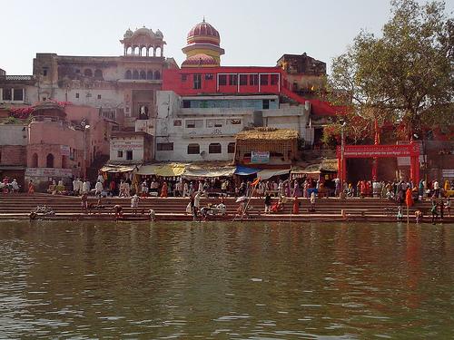 Ramghat Chitrakoot