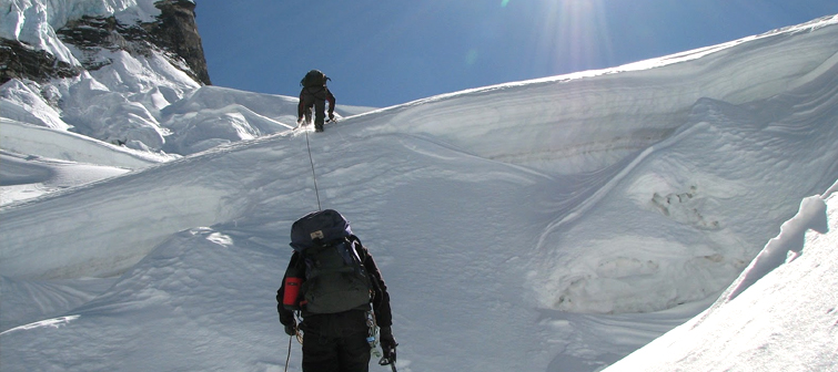 Sikkim-Mountaineering