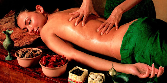 Ayurveda Massage in Goa