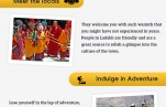 Top 6 Reasons to Visit Ladakh- Infographic