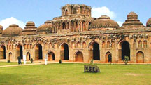 Hyderabad - Hampi Weekend Tour