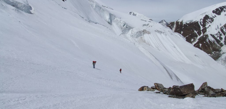 Kalindikhal-Pass