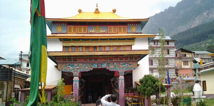 Tibetan-Monasteries