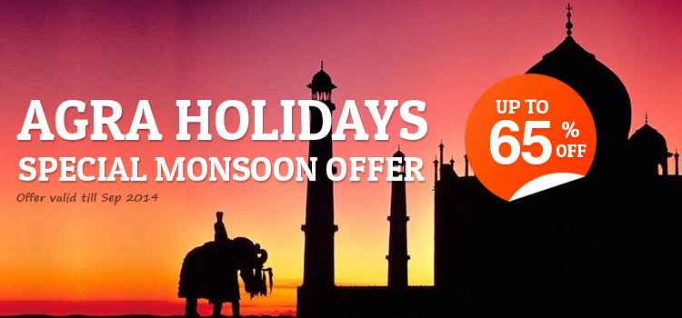 Agra Monsoon Offers