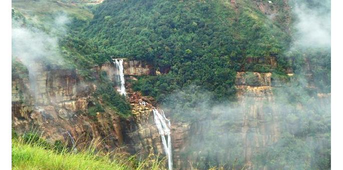 falls-at-Cherrapunji