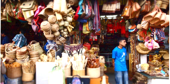 Shopping in Cherrapunji
