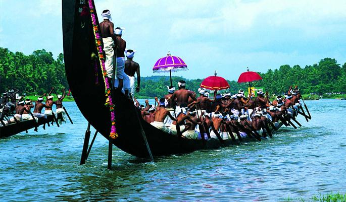 snake-boat-race
