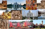 Detailed Itinerary for Best of India Tour in 50 days