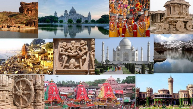 India Holidays in 50 Days
