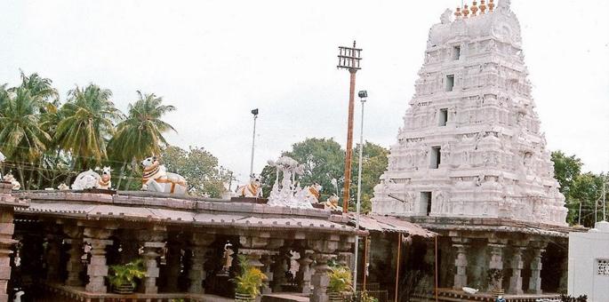 Bhramaramba-Devi-Temple