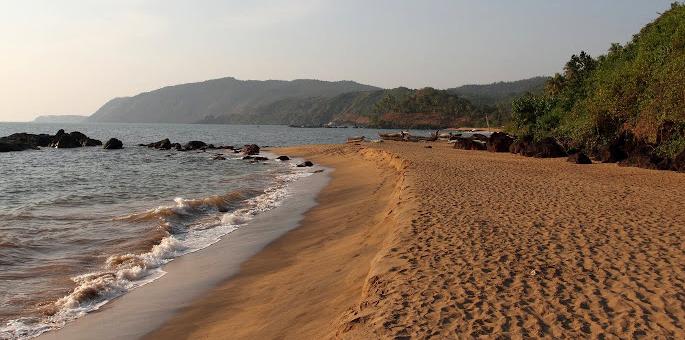 Cola-Beach,-Canacona--Goa