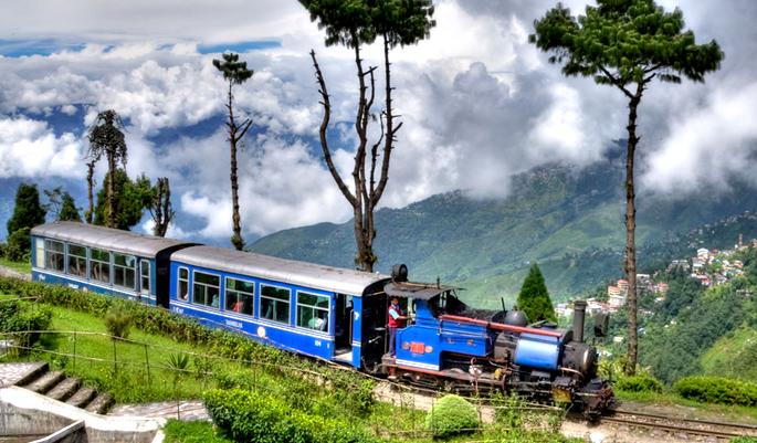 Darjeeling-Himalaya-railway