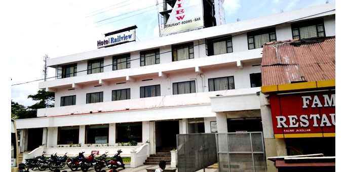 Another Great Option For Your Budget Holidays In Kerala Is Hotel Railview Located Very Close To The Main Railway Station Kollam Many Tourists Visit This
