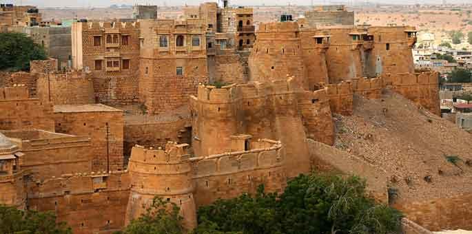 Jaipur-Jaisalmer