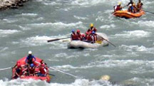 Kaudiyala to Rishikesh River Rafting
