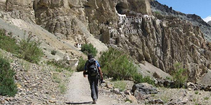 Lamayuru-to-Alchi-Trek