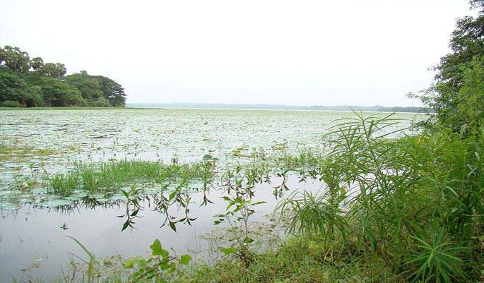 Ousteri-Lake