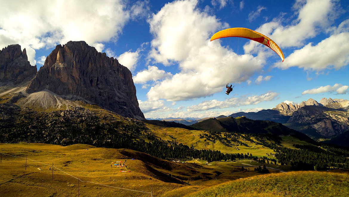 Paragliding World Cup in India
