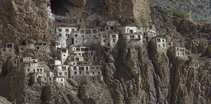 Phuktal-Monastery