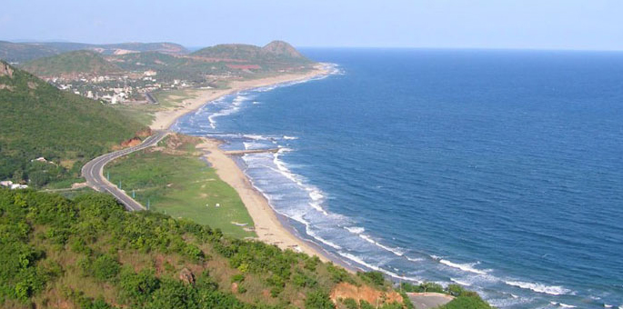 Ramakrishna-Beach,-Visakhap